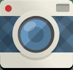 camara diseño web imagen